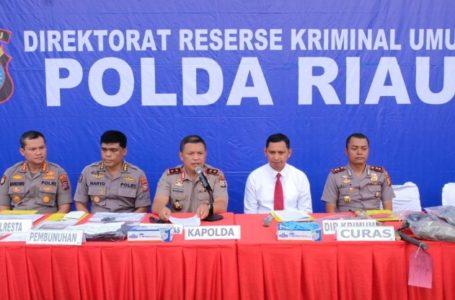 Anggota Polri Dianiaya dan Adiknya Dipaksa Berbuat Cabul, Tiga Saudara Kandung Diciduk Polda Riau