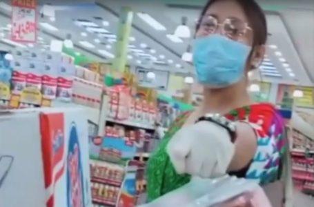 Wartawan Dianiaya Polwan di Supermarket Berastagi Medan
