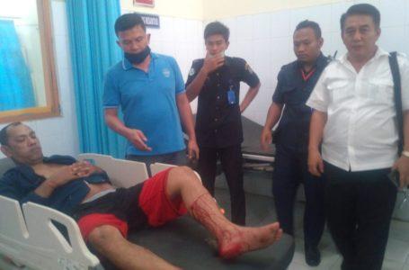 Kurir Sabu 20 Kg Roboh Ditembak Polres Asahan