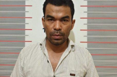Pengendara Scoopy Ditangkap Polsek Pangkalan Susu