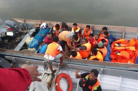 Polda Riau Gagalkan Perdagangan Orang ke Malaysia