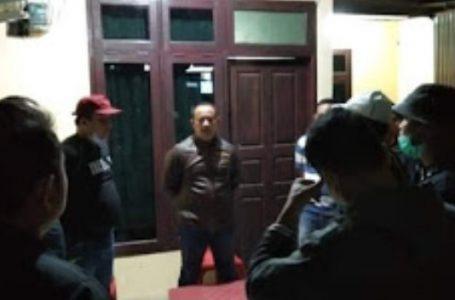 Kasat Resnarkoba Polres Labuhanbatu Pimpin Gerebek Kampung Narkoba di Sei Berombang