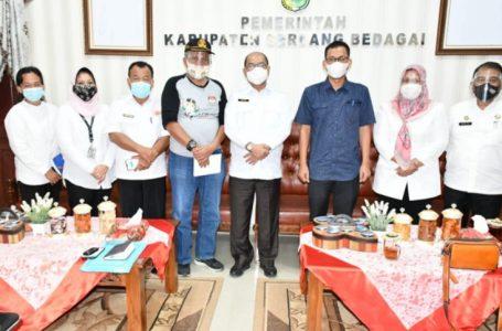 Pjs Bupati Sergai Ajak Masyarakat Sukseskan Pilkada Serentak Tahun 2020