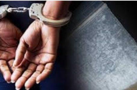 Pengedar Narkoba Kecamatan Tualang Diciduk Polres Siak