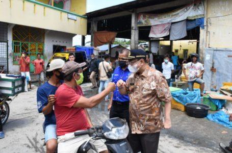 Pjs Bupati Sergai Kunjungi Kecamatan Tanjung Beringin