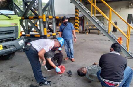Supir Pembawa Inti Sawit Dari Aceh Barat Meninggal Dunia di PT Musim Mas