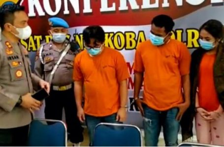 Anggota DPRD Labura Diciduk Polrestabes Medan
