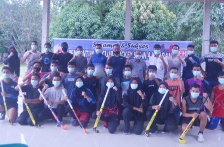 Koni dan FHI Asahan Sambangi SMAN 4 Kisaran, Bentuk Club Hockey