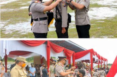 Kapolda Riau Buka Pendidikan Pembentukan Bintara Polri T.A 2020 di SPN Polda Riau