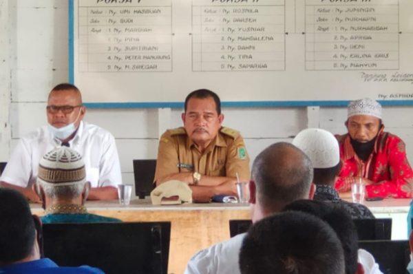 Warga Kelurahan Leidong Komitmen Berantas Narkoba dan Pencurian