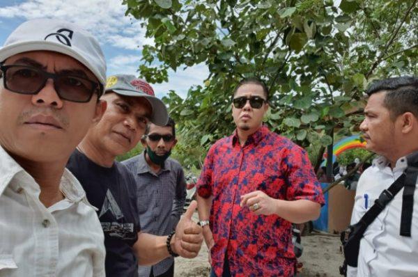 """Ketua Komisi I DPRD Batubara: """"Jangan Ada Pihak Yang Mengklaim Areal Hutan Mangrove Sebagai Miliknya"""""""
