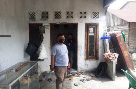 Rumah di Desa Ujung Kubu Digasak Sijago Merah, 2 Orang Terbakar