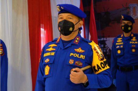 Polda Riau Peringati HUT K- 70 Polairud Secara Virtual