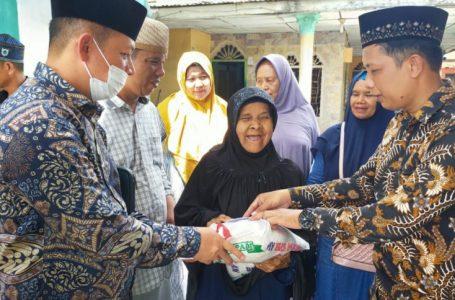 Ketua BM3 dan IWO Sergai Melayat ke Rumah Duka OK Marwan