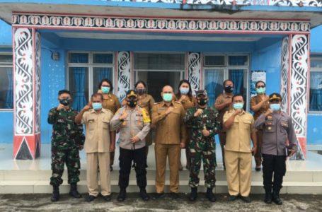 TNI-Polri di Simalungun Gelar Patroli Dialogis di Masa Tenang Pilkada Serentak