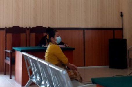 Majelis Hakim Perintahkan Terdakwa AZ Ditahan, Kejari Gunungsitoli Masih Tunggu Hasil Swab