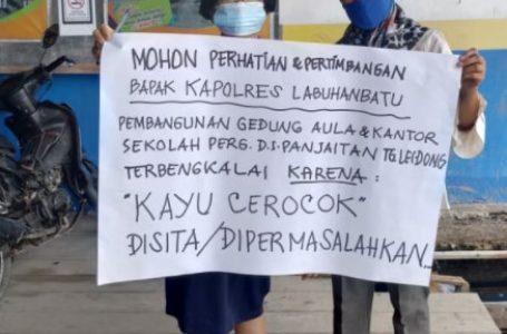 Camat Kuluh Leidong dan Masyarakat Harap Kayu Cerocok Dikembalikan