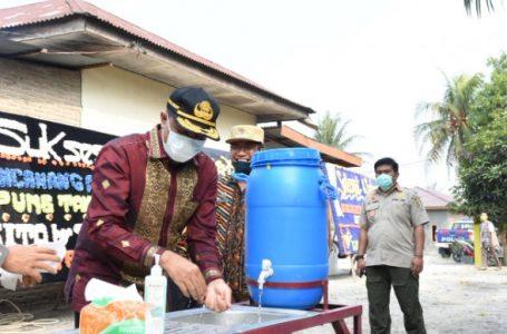 Plh Bupati Sergai: Kampung Tangguh Harapan dari Desa untuk Hadapi Pandemi