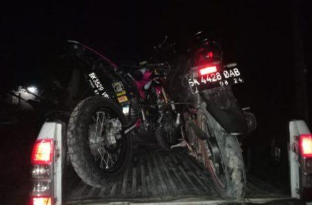Dua Sepeda Motor Laga Kambing di Desa Pasar Lembu, 1 Meninggal Dunia dan 3 Dirawat