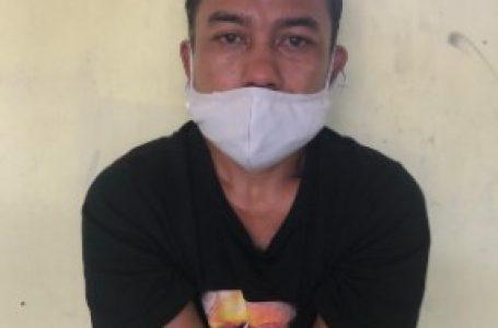 Coki Tertangkap Tangan Polres Simalungun Kantongi Sabu