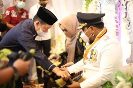 Pemkot Tanjungbalai Gelar Upah-Upah Wali Kota dan Wakil Wali Kota