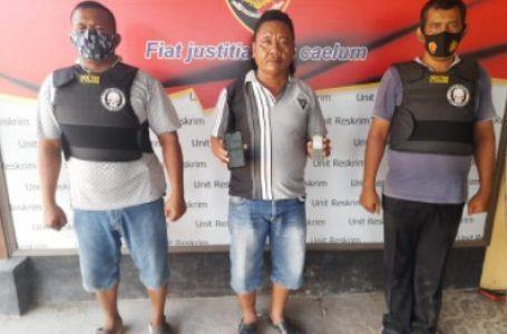 Polsek Bilah Hilir Sikat Jurtul di Warung Pak Bandot