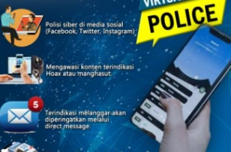 Virtual Police Cegah Virus Hoax