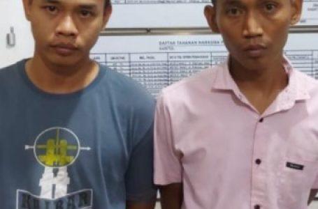 Dua Pengangguran Asal Batubara Diringkus Polres Simalungun