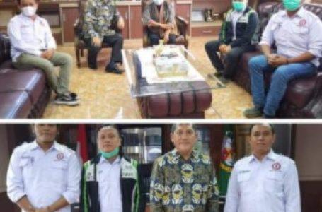 Audiensi DPC Pospera, Ini Pesan Bupati dan Ketua DPRD Karo