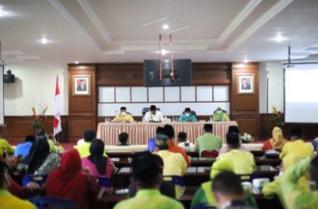 Bangun Sinergitas, Wali Kota HM Syahrial Pimpin Rakorpem Siap Wujudkan Tanjungbalai Bersih
