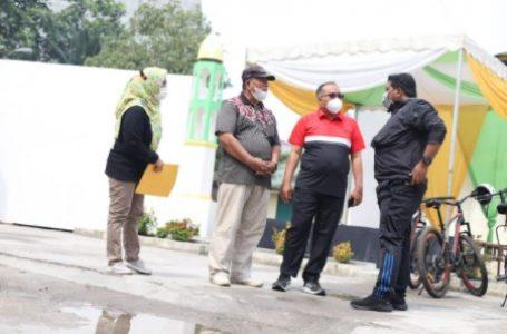 Wali Kota HM Syahrial Tinjau Lokasi Pelaksanaan MTQ Ke- 53 Kota Tanjungbalai