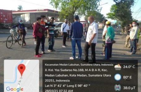 Polda Sumut Selidiki Kasus Penembakan OTK di Martubung