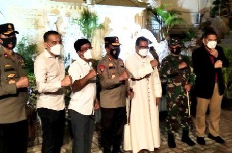 Kapoldasu: Personel Polri dan TNI Tetap Terus Kita Siagakan