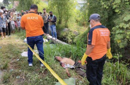 Mayat Lelaki Bersimbah Darah Ditemukan di Pinggir Jalan Desa Bandar Khalifah