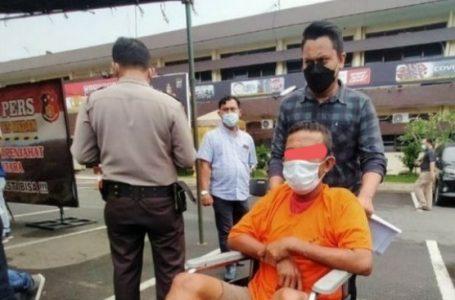 Polrestabes Medan Tembak Pembunuh Supir Angkot