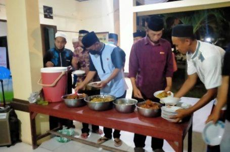 Sambut Ramadhan, Polsek Kubu Gelar Acara Halal Bi Halal dan Do'a Bersama