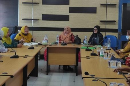 Jaga Kekompakan, DWP Dinas Kominfo Kampar Gelar Pengajian Menyambut Bulan Ramadhan