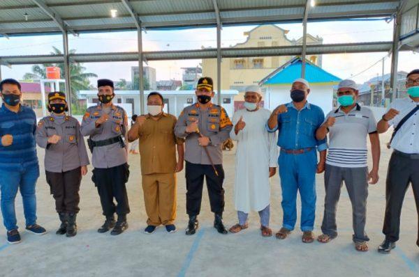 Jaga Kondusifitas Selama Bulan Ramadhan, Polres Batubara Patroli Asmara Subuh