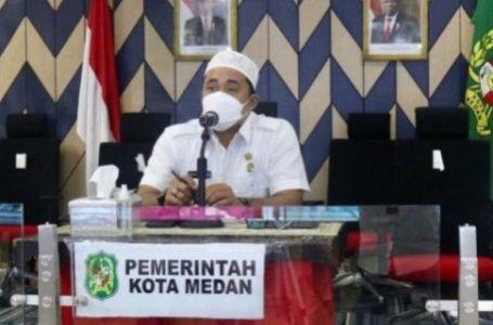 Wali Kota Medan Ikuti Exit Meeting Assessment GCG PT KIM
