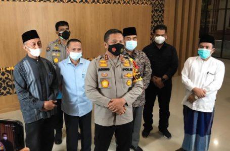 Dukung Surat Edaran Walikota Pekanbaru, Tokoh Agama Gelar Pertemuan Dengan Polda Riau