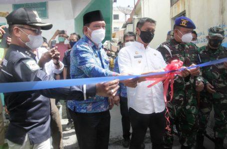 BNN Siantar Canangkan Kelurahan Melayu Bersih Narkoba