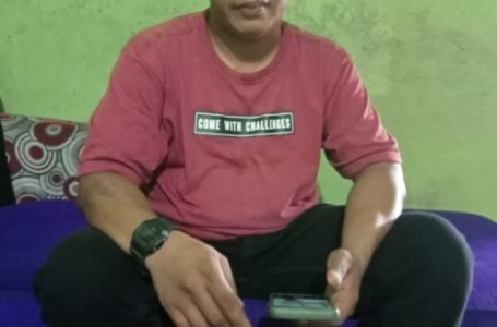 Ketua Persatuan Wartawan Media Online Poldasu Minta Polisi Usut Pelaku Penyiraman Air Keras Kepada Parada Sembiring