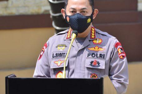 Pesan Kapolri untuk 37 Perwira Penerima LPDP, Jadikan Bekal Untuk Bangun Indonesia Lebih Maju