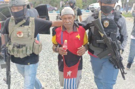 Satgas Nemangkawi Tangkap Anggota KKB Papua Gigen Telenggeng, Sita 3 Pucuk Senjata Api