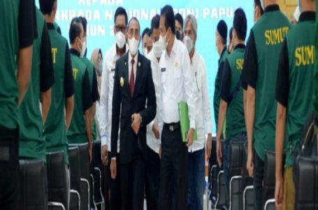 Gubernur Edy Rahmayadi Motivasi Atlet Pon Sumut Masuk Lima Besar