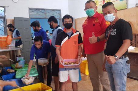 Ketua Pewarta Apresiasi Kinerja Kepala Rutan Klas I Medan