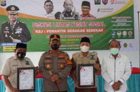 KSJ Jalin MoU dengan Yayasan Rumah Konstitusi Indonesia, Kapolres Batubara Akan Integrasikan Kampung Sedekah dengan Rumah Tahfiz Alquran dan UMKM