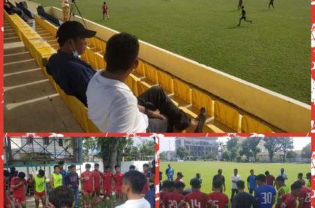 Wakil Bupati Karo Ingin Karo United Masuk Liga 2 Nasional