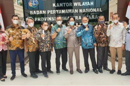 Kakanwil BPN Sumut Tegaskan PT DMK Belum Ajukan Perpanjangan HGU