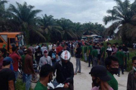 Polres Kampar Klarifikasi Penetapan Tersangka AH Oknum Ketua Kopsa-M
